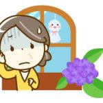 梅雨の体調不良って病気?対策はどうすればいい?